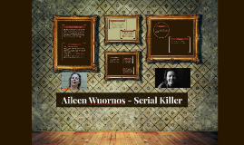 Serial Killer Project
