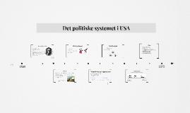 Det politiske systemet i USA