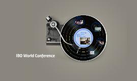 IBO World Conference
