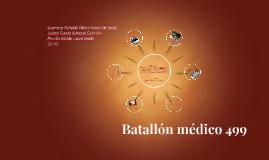 Batallón médico 499