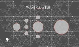 Pluto & Kuiper Belt