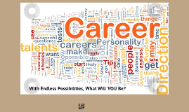 A New Way to Look at Careers