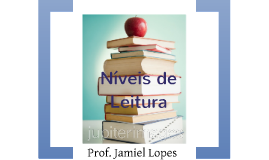 Copy of Níveis de Leitura