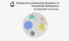 Testing the Antibacterial Qualities of Household Substances
