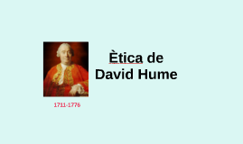 Copy of Ètica de David Hume