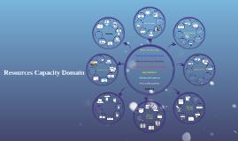 Resources Capacity Domain