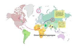 Copy of Олон улсын худалдааны агуулга, мөн чанар