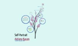 Self-Portrait- Adriana Karam-TSL609
