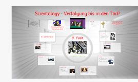 Copy of Scientology-Verfolgung bis in den Tod?