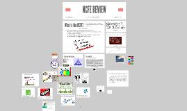 English III NCFE REVIEW