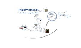 HyperMachiavel : a Translation Comparison Tool