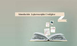 Simulacion  Laparoscopia Urológica