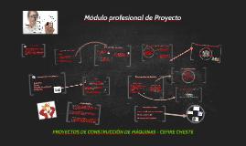Charla Didáctica del módulo de Proyecto
