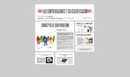 Copy of LAS CONTRIBUCIONES Y SU CLASIFICACIÓN
