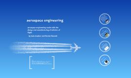 Copy of aerospace engineering