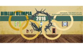 Olimpia kijelentések