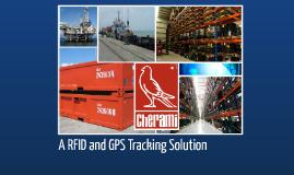 NGC RFID Inventory and GPS Tracking