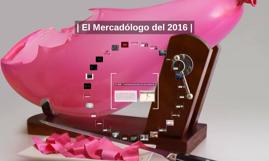 El Mercadólogo del 2016. por Heber Luna.