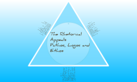 Copy of The Rhetorical Appeals