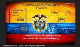 Copy of COSTITUCION POLITICA DE COLOMBIA
