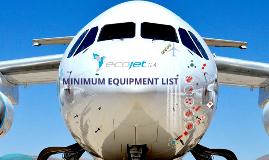 Copy of Minimum equipment List