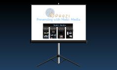 Copy of Using Multi-Media in Prezi