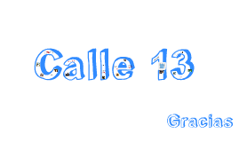 Copy of Calle 13