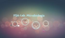 PSA-Lab. Microbiología