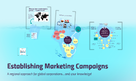 Establishing Regional Marketing Campaigns