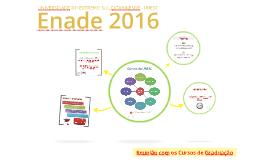 Enade 2016 - Reunião com os Cursos