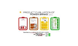 EEE10 Powerbanks