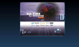 No Time for Downtime