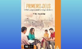 Primeiro Deus - 10 Dias de Oração