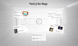 Copy of Parts of the Stage