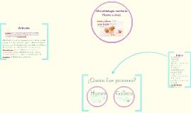 Copy of Huevo y Aves. Microbiología Sanitaria