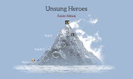 Unsung Heroes - EF Fast Track: Unit 10