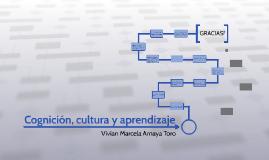Cognición, cultura y aprendizaje