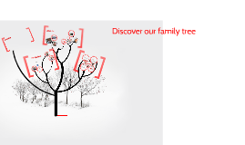 Discover our family tree