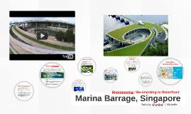 Marina Barrage, Singapore