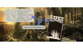 LIBROS EXPRESIONISTAS