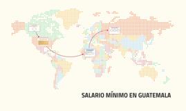 SO MÍNIMO EN GUATEMALA