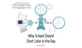 School Start Time