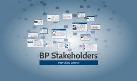 Copy of BP Stakeholders