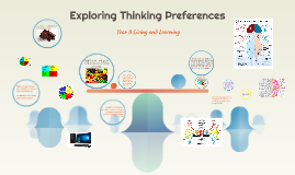 Exploring Thinking Preferences