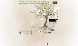 Vivienda Productiva - Sostenible