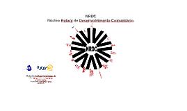 NRDC - Núcleo Rotary de Desenvolvimento Comunitário.