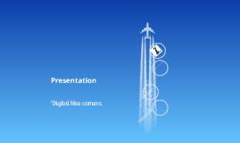 Digital blue camera