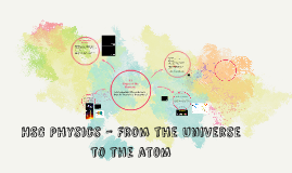 HSC Physics - From the Universe to the atom