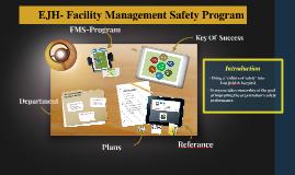 Facility Management Safety Program