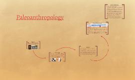 Paleoanthropolgy